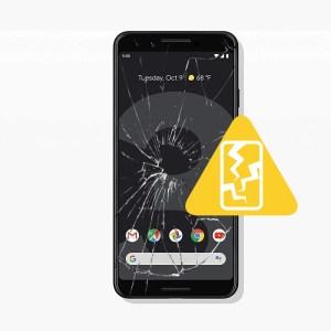 Google Pixel 3 Skjermbytte