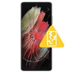 Samsung Galaxy S21 Ultra Skjermbytte