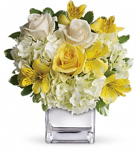 Floral Arrangement in a Vase