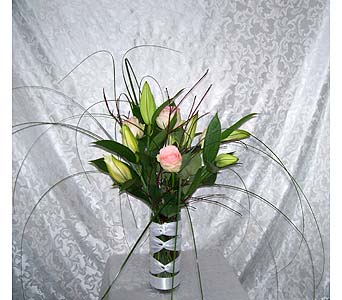 Lily Surprise Floral Arrangement