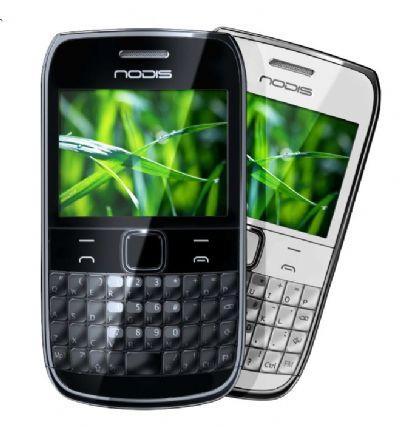 Nodis ND02 un dispositivo Dual SIM molto economico con tastiera QWERTY