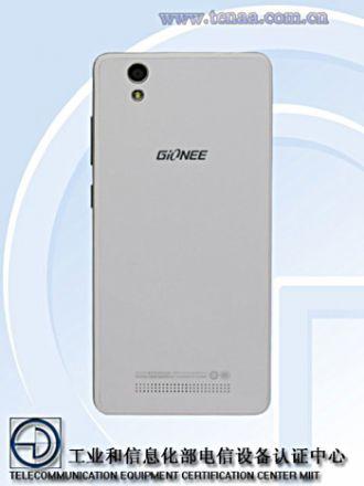 Gionee F103L certificato da Tenaa nuovo smartphone in arrivo