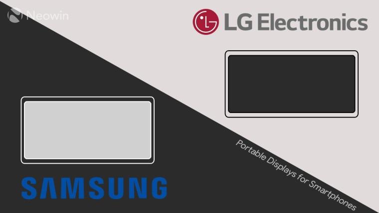Samsung Dexbook y LG Dexbook