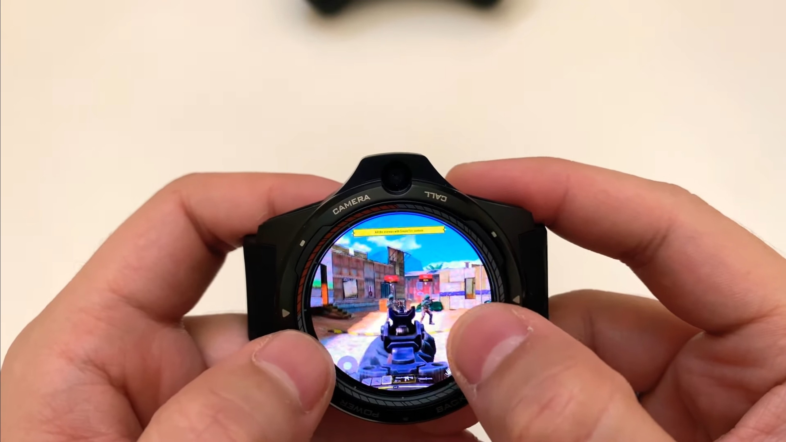 Call of Duty: Mobile en un smartwatch