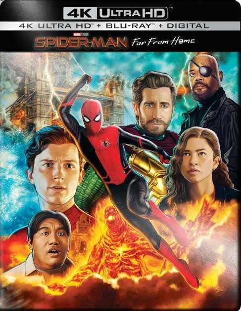Spider Man Far From Home Subscene : spider, subscene, ZeeMovies, Official, Telegram