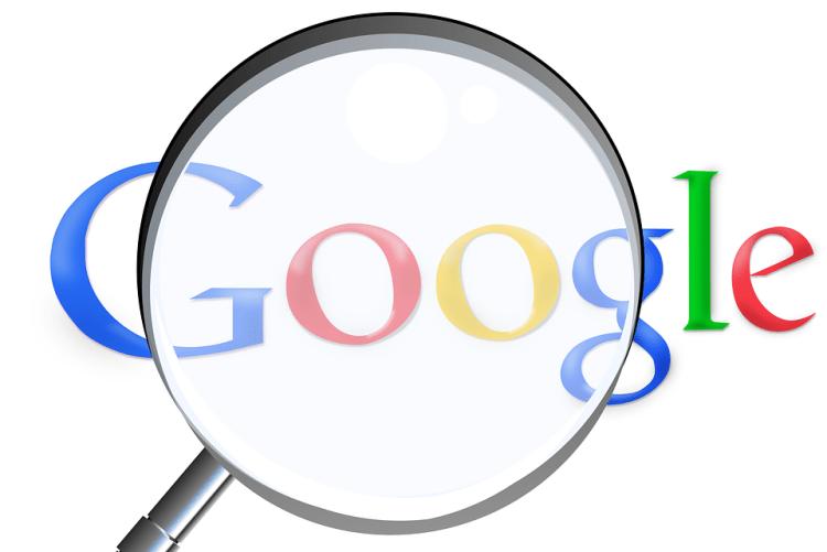 récord negativo de Google