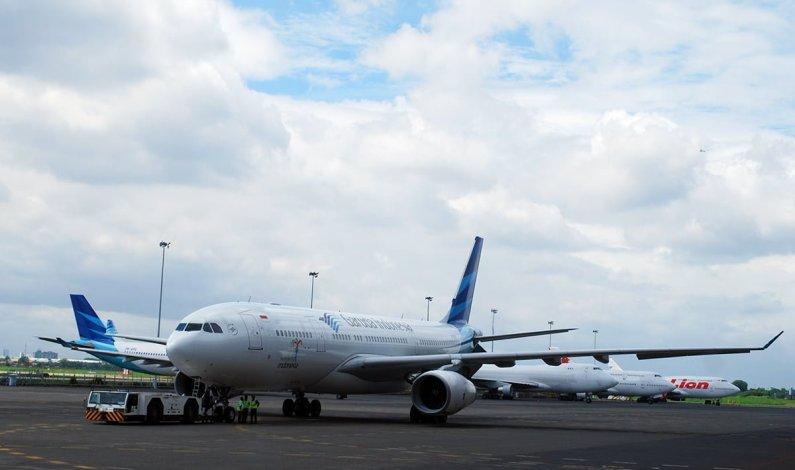 Garuda Indonesia Akan Ekspansi Rute Lombok-Guangzhou