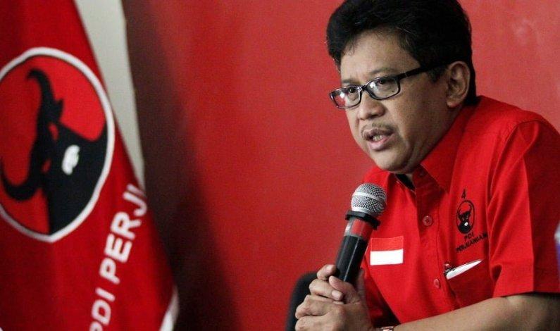 Gibran Kalah Dalam Survei, Hasto: Keputusan Ada di Megawati
