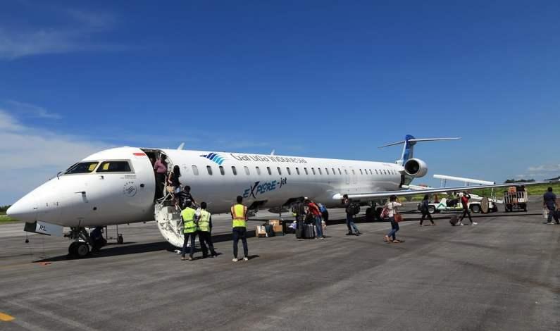 Bersama Bloomberg Garuda Indonesia Aplikasikan Platform Elektronik