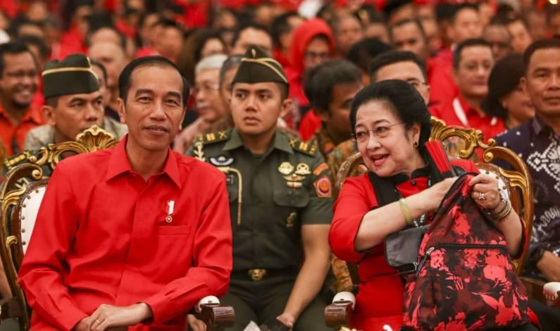Bertemu Megawati dan Para Ketum Partai, Jokowi Akui Bahas Soal Pilpres