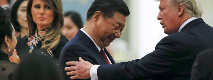 Trump Keluhkan Sulitnya Bernegosiasi Dagang Dengan China