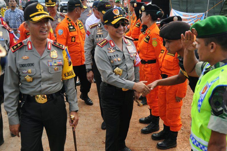 Kapolri Instruksikan Antisipasi 4 Titik Mudik Rawan Kemacetan di Jateng