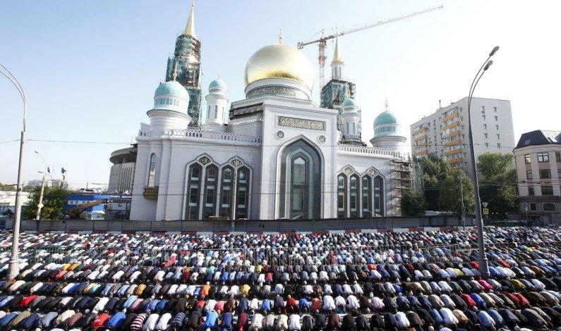 Hafiz Cilik Indonesia Gemakan Ayat Suci Alquran di Rusia