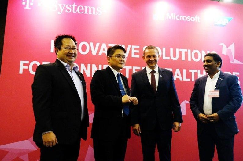 T-Systems Mungkinkan Beri Transformasi Digital Pasar Kesehatan Indonesia