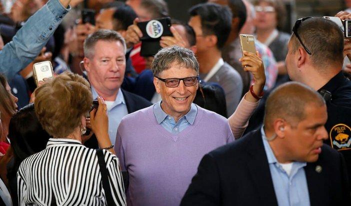 Bill Gates Kini Jadi Sasaran Hoax Soal Covid-19 di Medsos