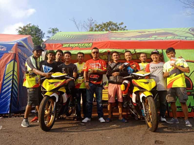 Dewasena Racing Siap Turun Full Series