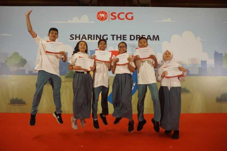 Selain Memberikan Beasiswa SCG Juga Fokus Dengan Literasi Ekonomi Sirkular