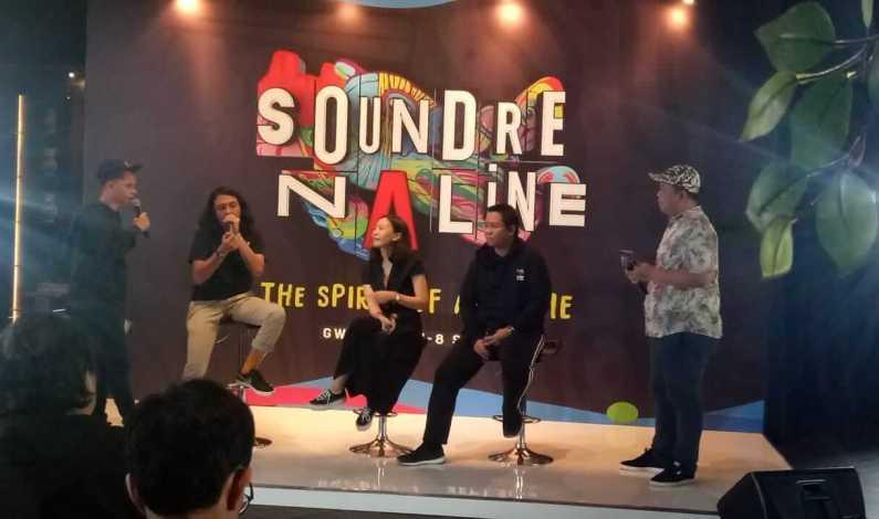 Soundrenaline 2019 Usung Tema The Sepirit of All Time