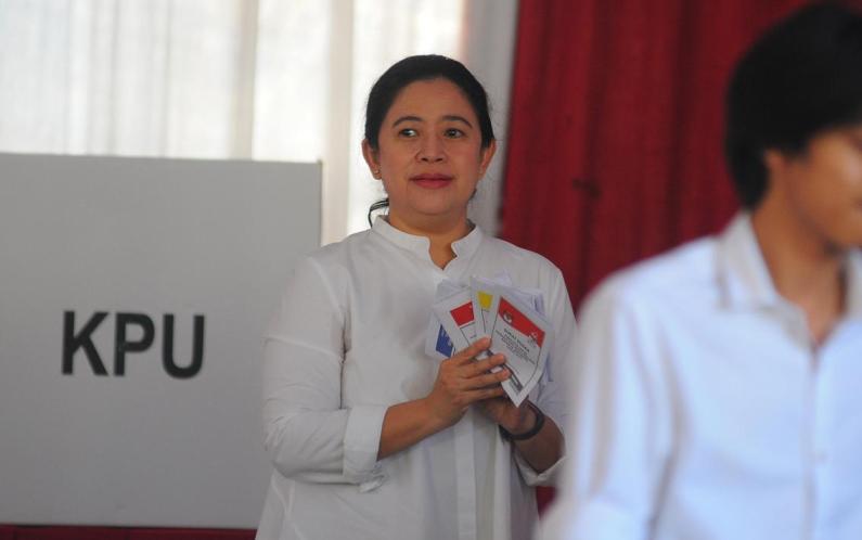 Pileg 2019, Puan Maharani dan Hidayat Nur Wahid Raih Suara Tertinggi