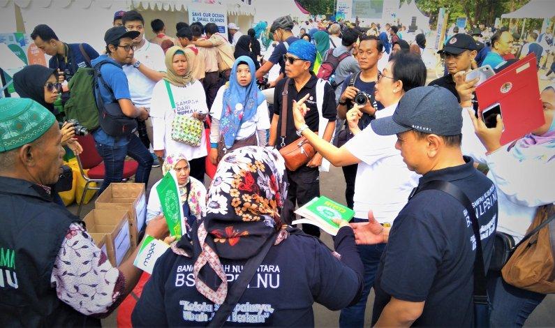 KLHK Launching Gerakan Nasional Pilah Sampah Dari Rumah