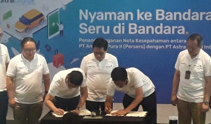 Pelayanan Mobilitas Digital Hadir di Bandara Sukaro Hata