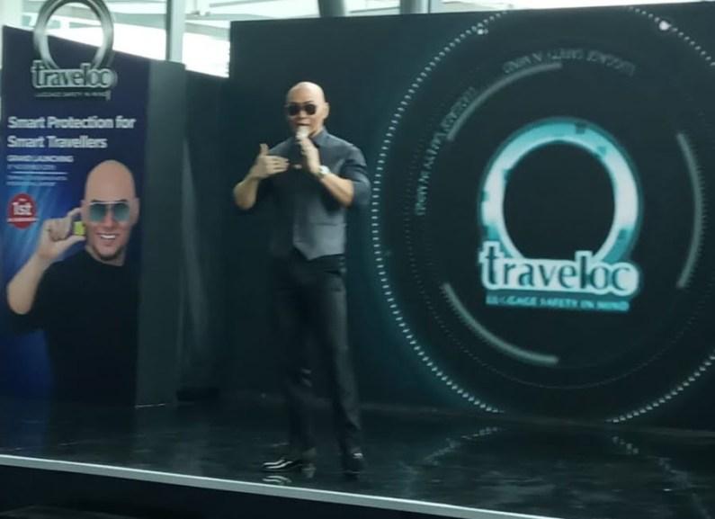 Treveloc Tawarkan Keamanan Mengunakan Teknologi Seal Untuk Koper