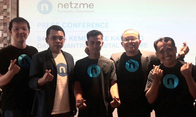 Kantongi Ijin BI Netzme Targetkan 1000 Kampung