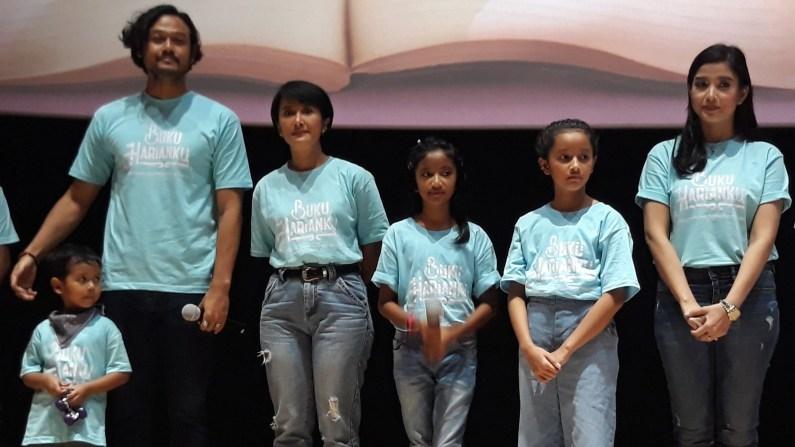 Widuri Pelajari Bahasa Tuna Wicara Satu Bulan Untuk Memerankan Tokoh Rintik di Film Buku Harianku