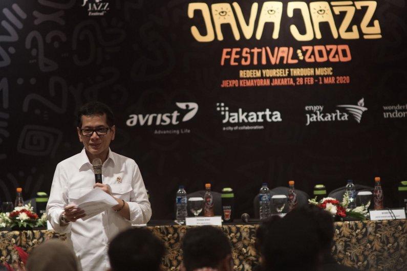 Java Jazz Festival 2020 Suguhkan Redeem Yourself Through Music