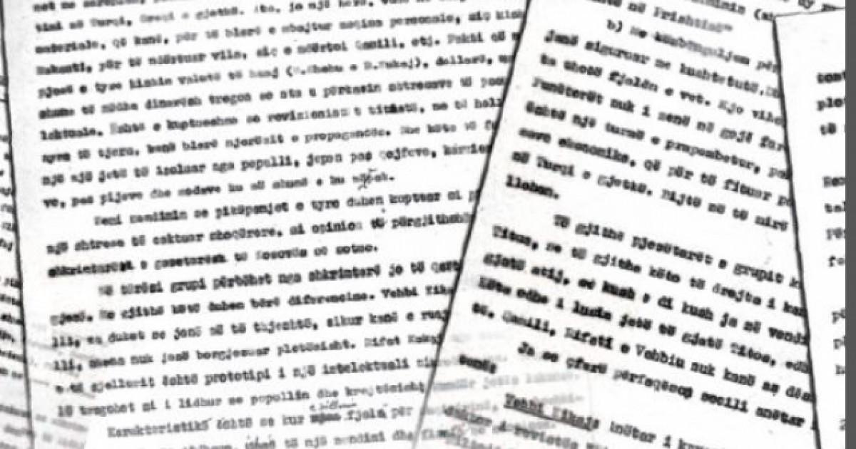 Viti 1973: Si u survejuan pesë shkrimtarët e Kosovës në