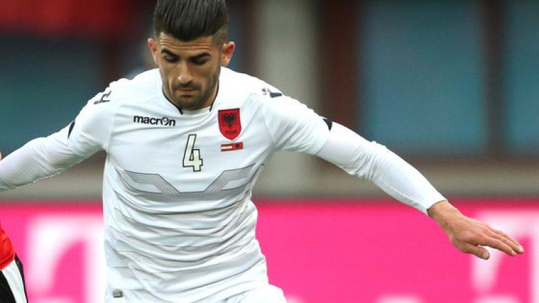 Notat e lojtarëve: Skocia 2-0 Shqipëria, Hysaj më i miri te Kuqezinjtë