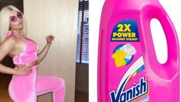 """""""Vanish"""", """"Persil"""", veshjet e Bebe Rexhës krahasohen me detergjente"""