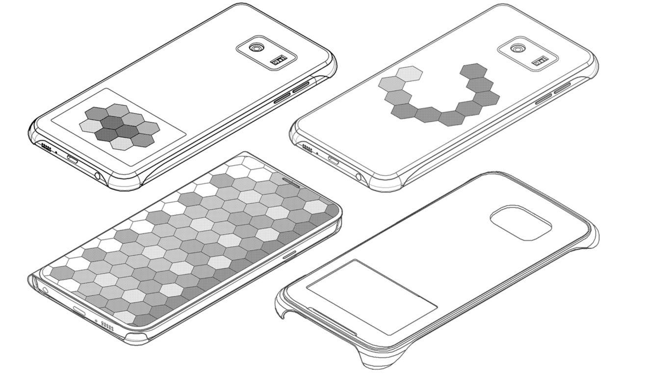 Galaxy S10 mund të ketë një ekran shtesë në anën e pasme