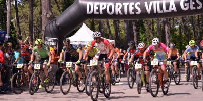 Rally de los Pinares 2016