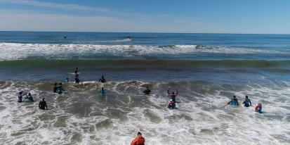 Rescate ballena jorobada Mar del Tuyu XI