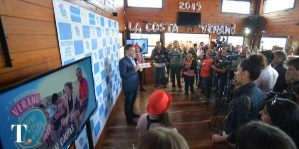 Se presentó la oferta turística de La Costa para este verano (Fotos Ricardo Stinco).