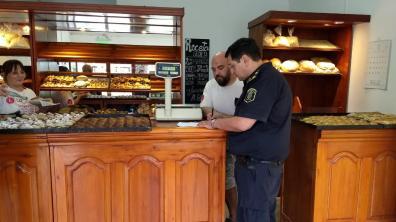 La Policía renovó el timbreo denominado 'Conozca a su comisario'
