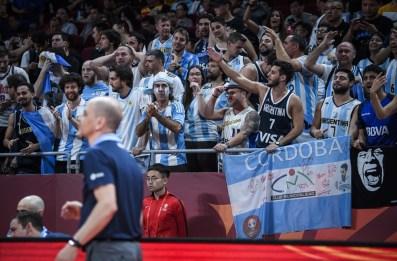 Argentina hinchada