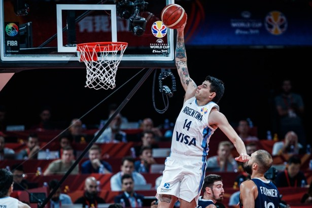 Copa mundial de básquetbol China 2019