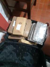 Un detenido en Pinamar con cocaína deriva en un allanamiento en el que dan con 80 kilos de marihuana