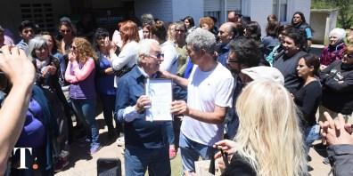 Barrera recibe al orfebre más reconocido de la Argentina.