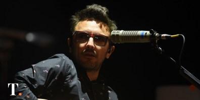 Emiliano Brancciari, líder y voz de NTVG.