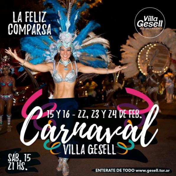Carnaval La Feliz