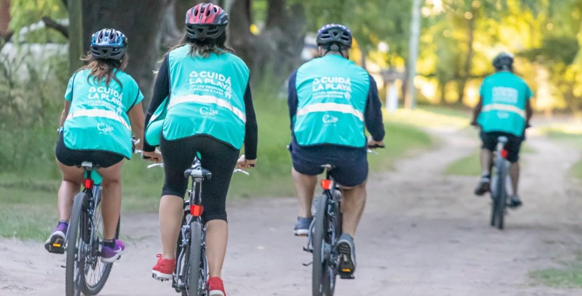 Cicloturismo: una recorrida en bicicleta por los paisajes de La Costa –  Telégrafo