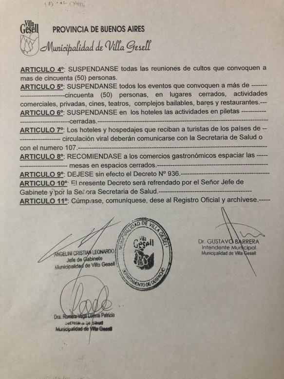 Decreto 991/20