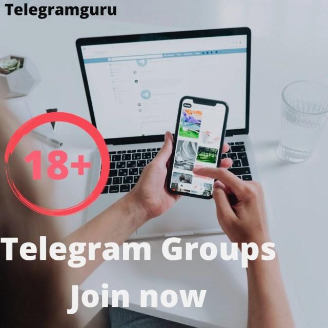 Adult telegram groups