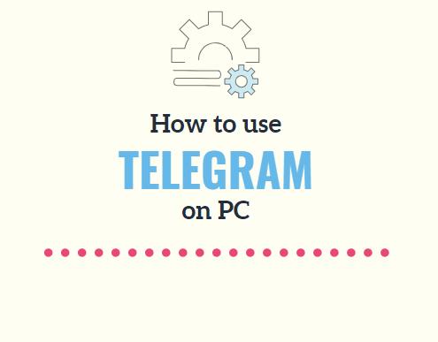 Use Telegram on PC