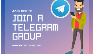 how to join a telegram group