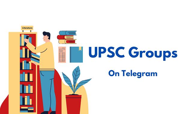 upsc groups on telegram