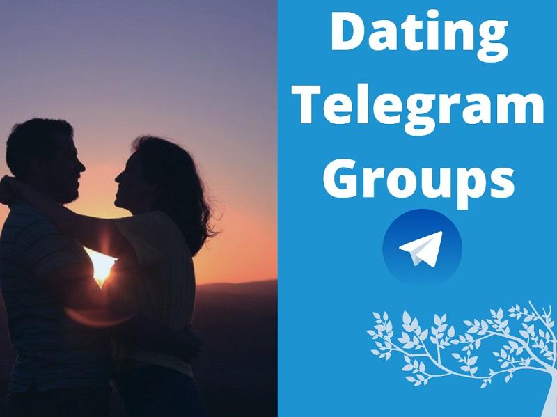 dating telegram groups